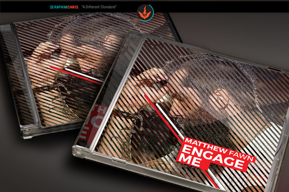 Optical Illusion CD Artwork