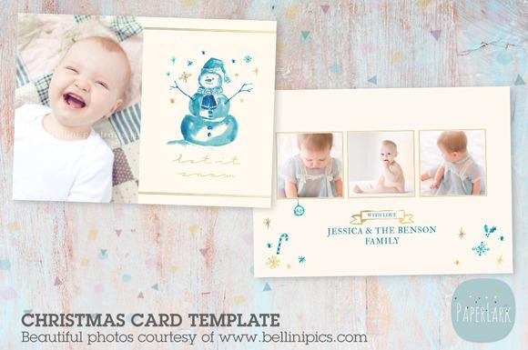 AC032 Christmas Card