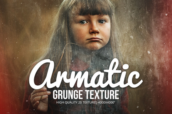 Armatic Grunge Textures Pack I Act