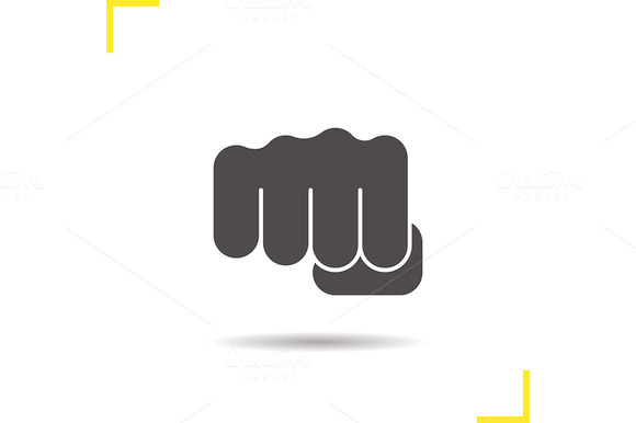 Punch Icon Vector