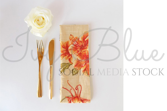 Floral Dinner Collection 5