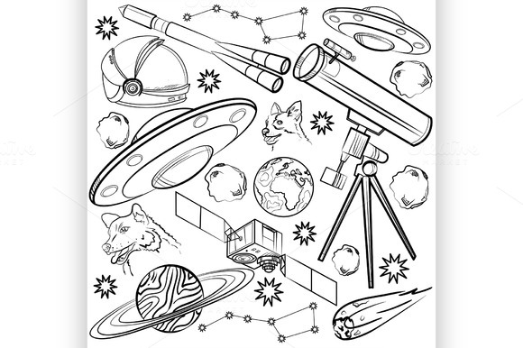Set Of Space Elements
