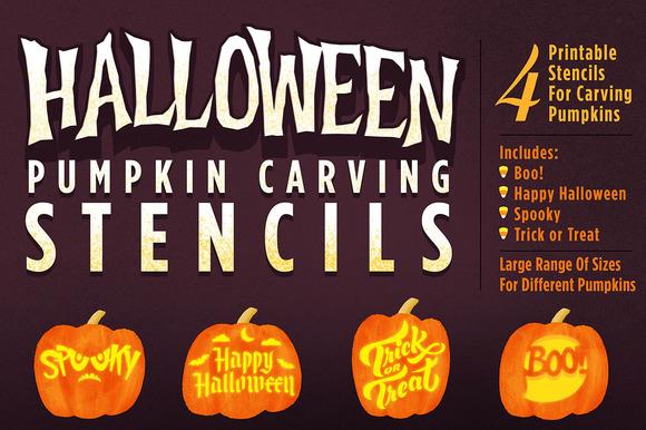 Pumpkin carriage stencil designtube creative design for Trick or treat pumpkin template