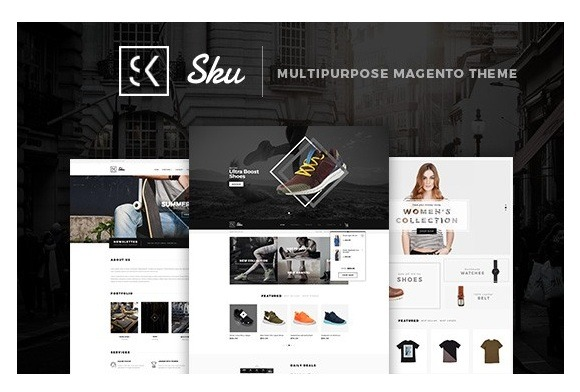 MGS SKU Multipurpose Magento Theme