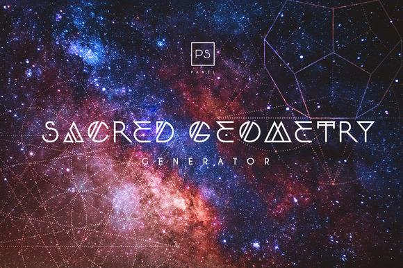 Sacred Geometry Generator