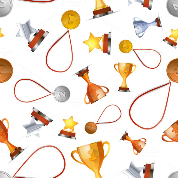 A Lot Of Winners Awards Pattern