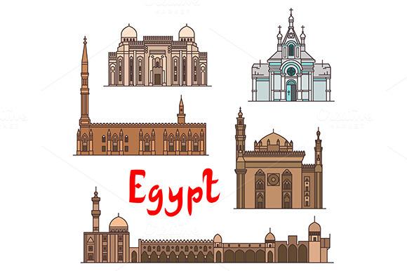 Egypt Historic Landmarks