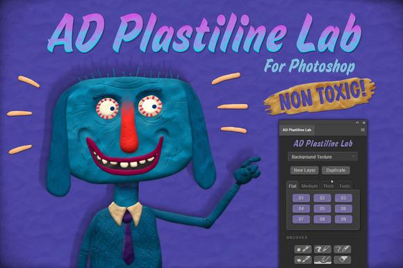 AD Plastiline Lab