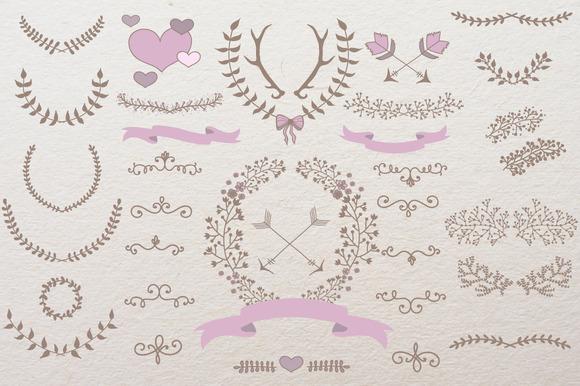 Romantic Wedding Set
