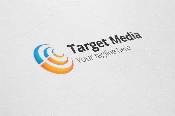 Target Media Logo