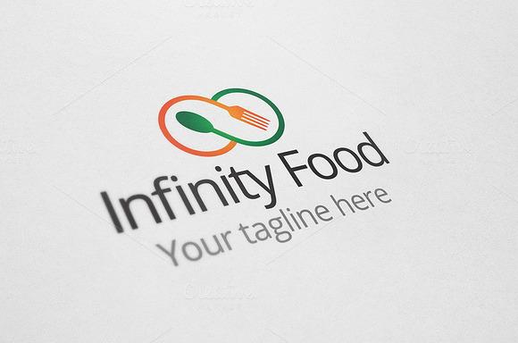 Infinity Food Logo