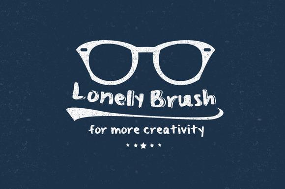 Lonely Brush