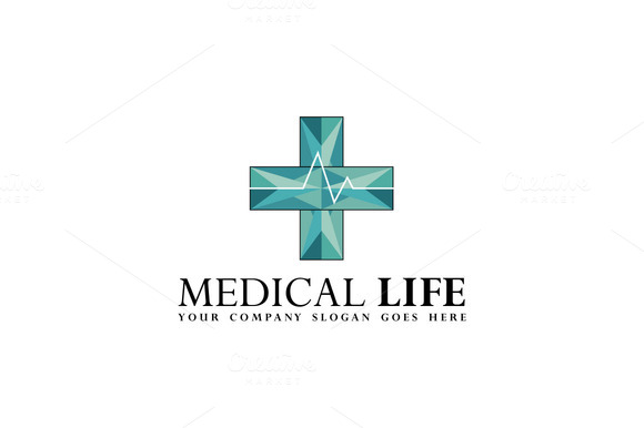 Medical Life Logo Template V.2