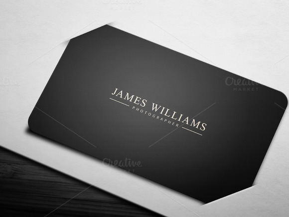 Elegance Simplicity Business Card