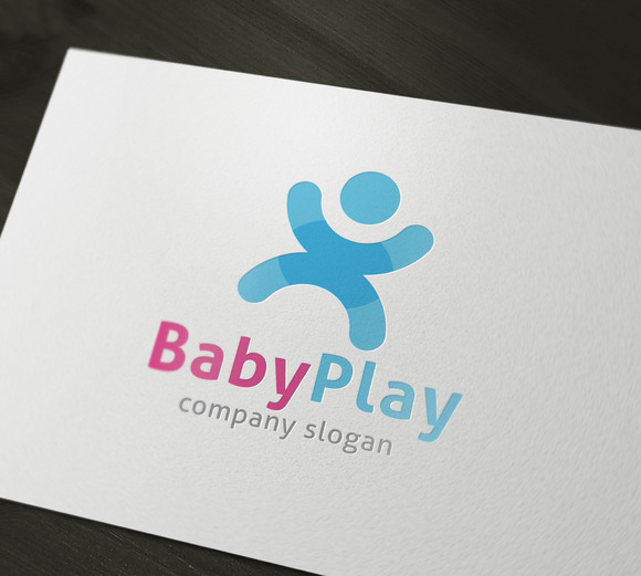 Baby Play Logo