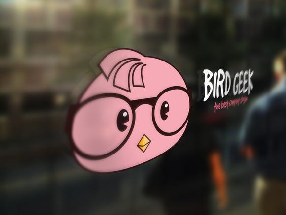 Geek Bird