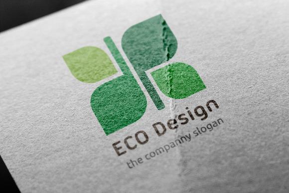 Eco Product Logo