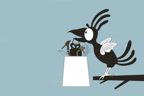 Animation A Bird