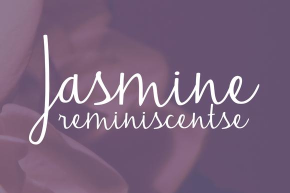 Jasmine Reminiscentse