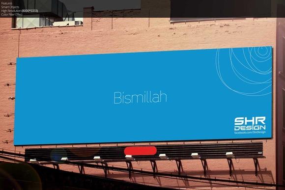 Billboard Mockup 35