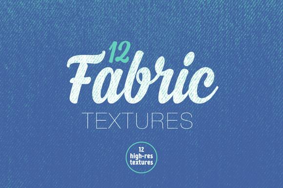 12 Fabric Textures