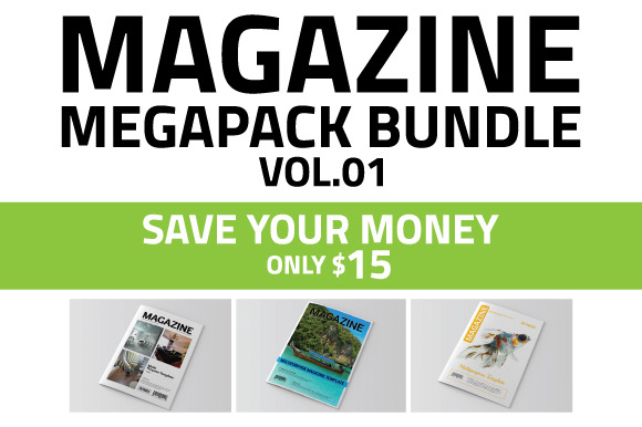 Magazine Bundle Vol 01