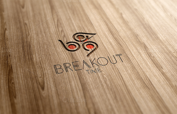 Breakout Time Logo Design