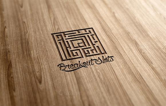 Breakout Slots Logo Design