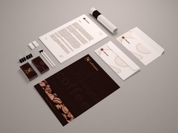 Coffeelata Identity Pack