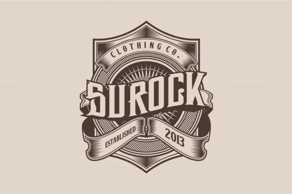 6 Logo Vintage