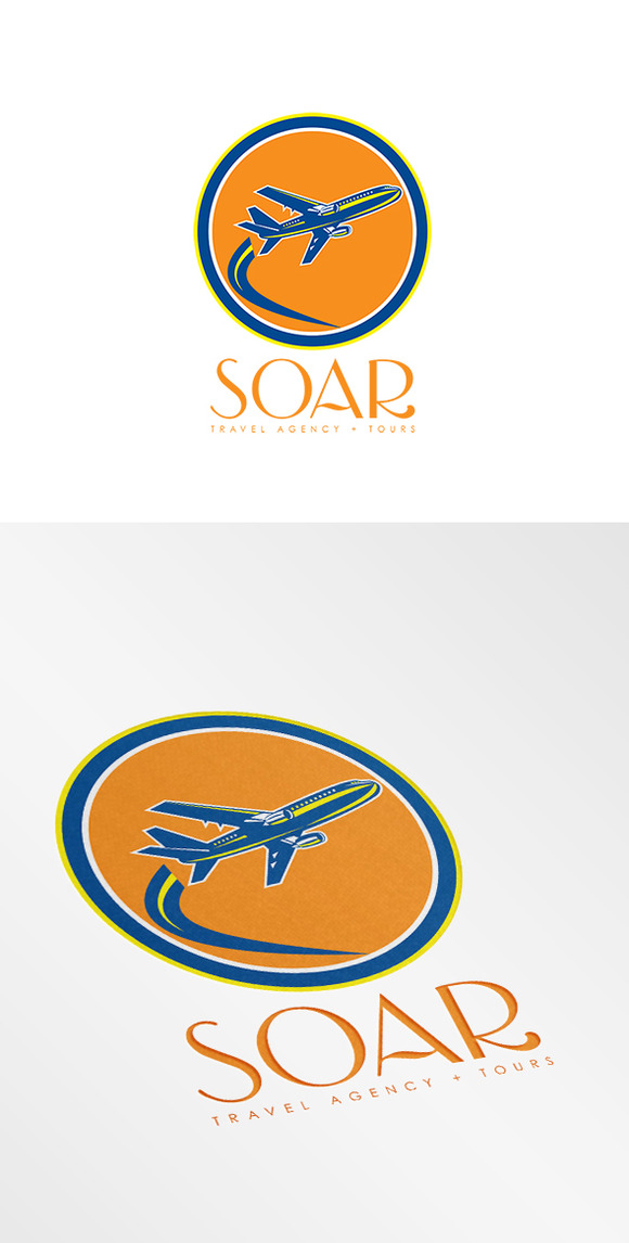Soar Travel Agency Tours Logo