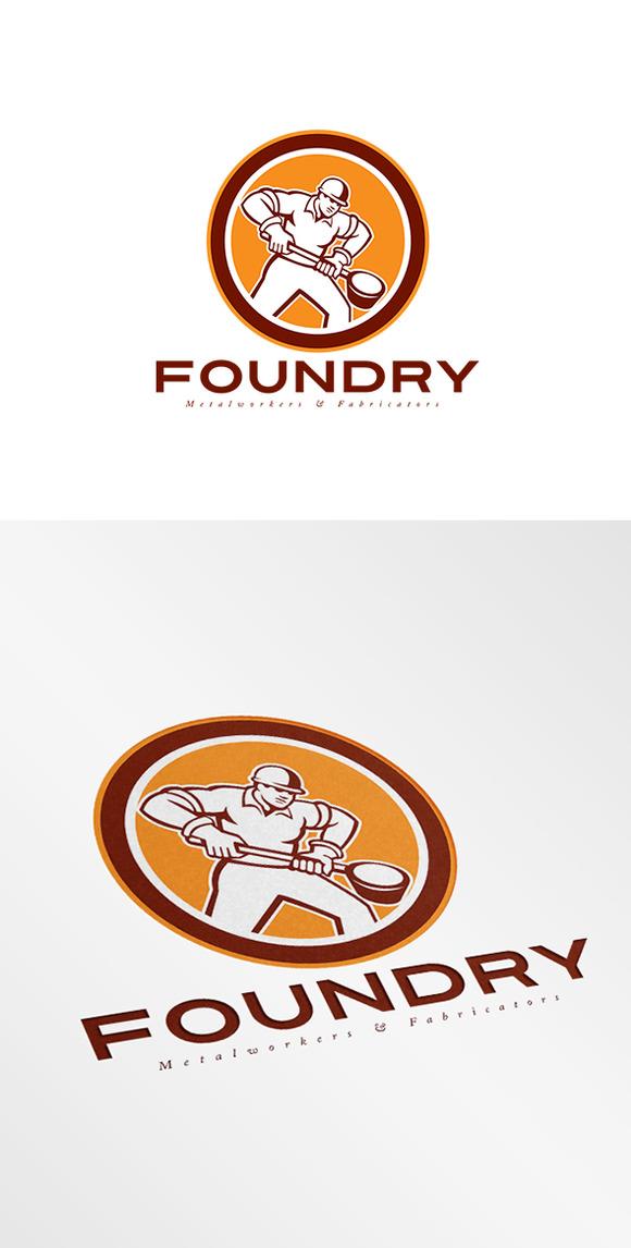 Foundry Metal Works Logo