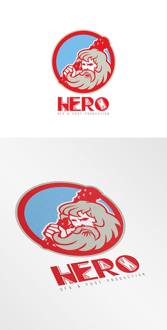 Hero Sfx And Post Production Logo
