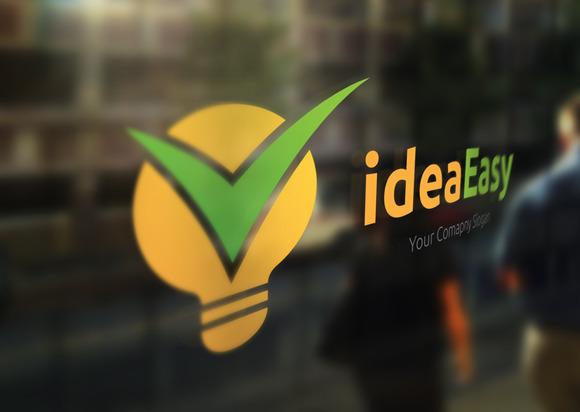 Idea Easy Logo