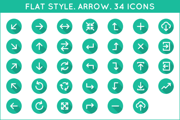 Arrow World Flat