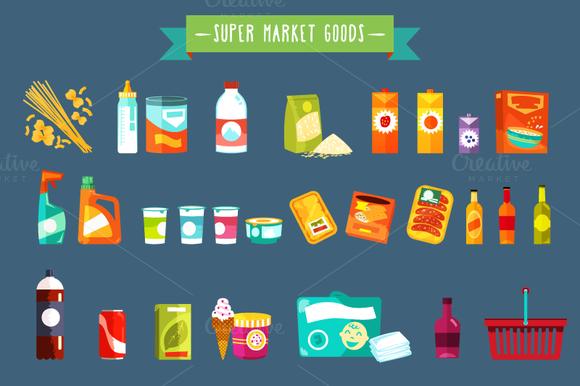 Supermarket Goods