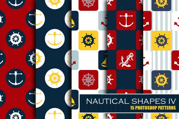 Nautical Shapes IV