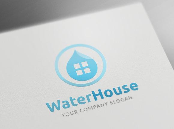 House Plumbing Logo