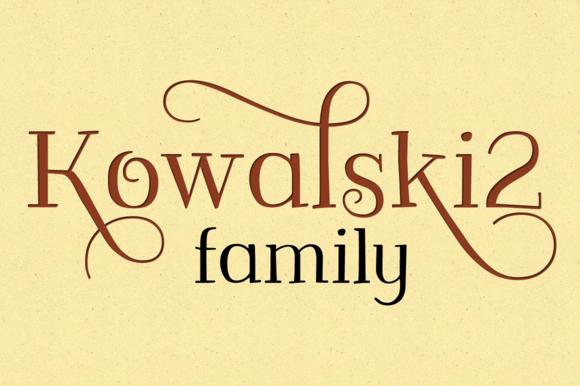 Kowalski2 Family
