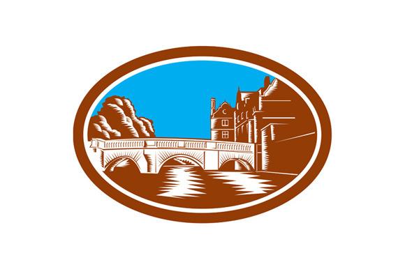 Trinity College Bridge Cambridge Woo