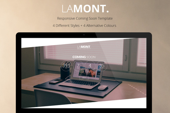 Lamont Coming Soon Template