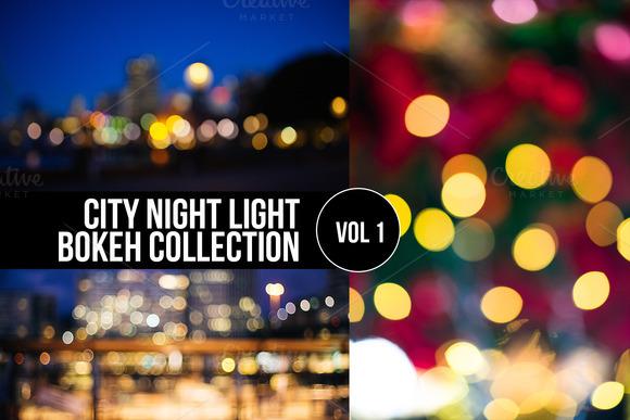 Light Bokeh Photos Collection Vol 1