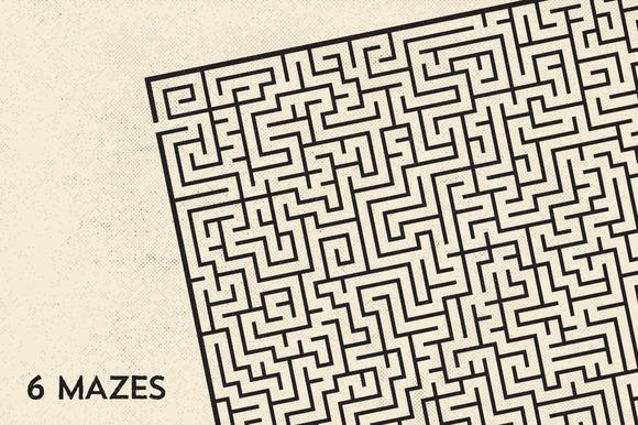 6 Vector Mazes
