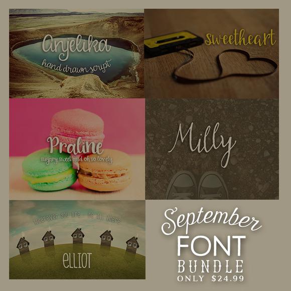 September Script Bundle