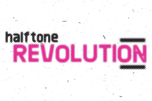 Revolution Halftone