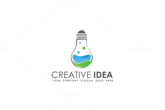Creative Nature Safety Logo Template