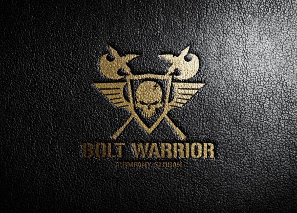 Bolt Warrior Logo
