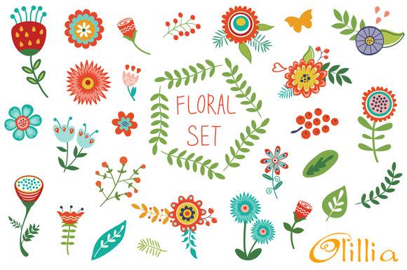 Floral Cuties