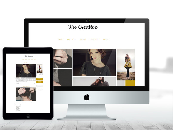 Wordpress Responsive The Creative