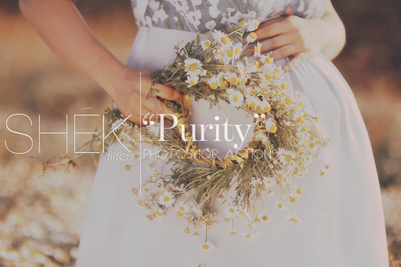 Purity PhotoshopActions